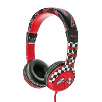 Trust Spila Kids - Car BlackRed Head-band headphone