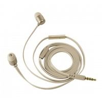 Trust 20904 In-ear Binaural Wired Gold mobile headset
