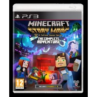 Minecraft Story Mode: The Complete Adventure PS3