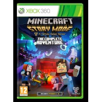Minecraft Story Mode: The Complete Adventure XBOX