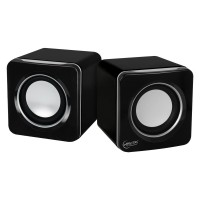 ARCTIC S111 Stereo 4W Cube Black