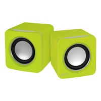 ARCTIC S111 Stereo 4W Cube Green