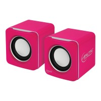 ARCTIC S111 Stereo 4W Cube Pink