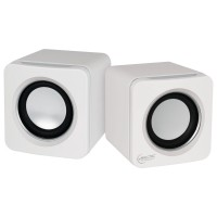 ARCTIC S111 Stereo 4W Cube White