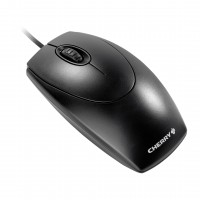 Cherry M-5450 USB+PS/2 Optical 1000DPI Ambidextrous Black mice