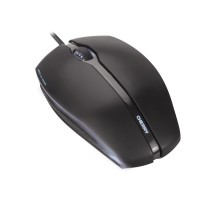 Cherry Gentix Illuminated USB Optical 1000DPI Ambidextrous Black mice