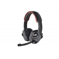 Trust GXT 340 Binaural Head-band Black headset