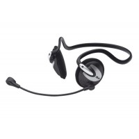 Trust Cinto Binaural Neck-band Black headset