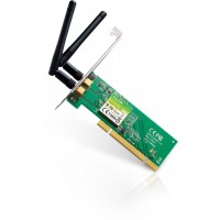 TP-LINK 300Mbps Wireless N PCI Adapter Internal WLAN 300Mbit/s networking card