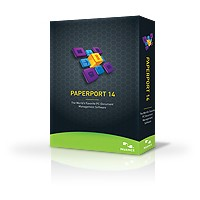 Nuance PaperPort Standard 14 Win Box ENG