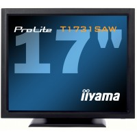 """17"""" LCD, SAW TOUCH 1280x1024, 5 MS, DVI"""