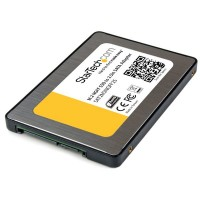 StarTech.com M.2 SSD to 2.5in SATA III Adapter – NGFF Solid State Drive Converter with Protective Housing