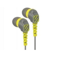 Scosche thudBUDS Sport GreyYellow Intraaural In-ear headphone