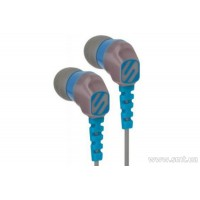 Scosche thudBUDS Sport Earbuds (Blue/Grey) BlueGrey Intraaural In-ear