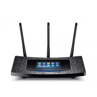 TP-LINK AC 1900 Dual-band (2.4 GHz / 5 GHz) Gigabit Ethernet Black wireless router