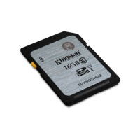 Kingston Technology Class 10 UHS-I SDHC 16GB 16GB SDHC UHS Class 10 memory card