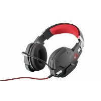 Trust GXT 322 Binaural Head-band BlackRed headset