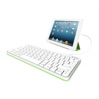 Logitech Wired Keyboard UK-iPad–Lightning Connect