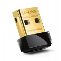 TP-LINK 150Mbps Wireless N Nano USB WLAN 150Mbit/s networking card