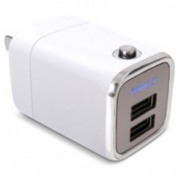 iWALK Dolphin Wall Indoor White mobile device charger