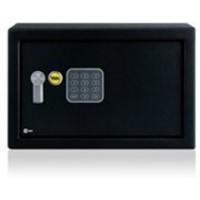 Yale YSV/250/DB1 Metal Black safe