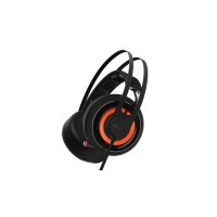 Steelseries Siberia 650 Binaural Head-band Black headset