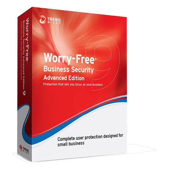 Worry-Free Business Security Advanced Bundle