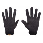 Sensus Touchscreen Gloves S/M - black