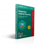 Kaspersky Internet Security 2018 3 DEV 1 Year MSB