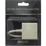 UK VDSL/ADSL Professional Filter BT SIN498 compli