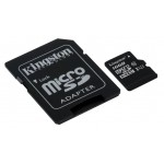 16GB microSDHC Class 10 UHS-I 45MB/s Read Card + S