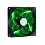 SICKLEFLOW 120MM GREEN LED CASE FAN