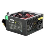 ACE 850w Black PSU 12cm Red Fan PFC