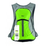 Zanus Weatherproof Sports Backpack - lime green