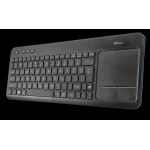 Veza Wireless Touchpad Keyboard UK
