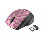 Oni Wireless Micro Mouse - pink flower