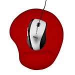 BigFoot Mouse Pad - red