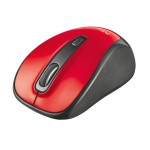 Xani Optical Bluetooth Mouse - red