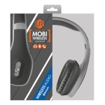 Mobi Bluetooth Wireless Headphone - black