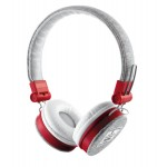 Fyber Headphone - grey/red