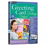 Avanquest Greeting Card Factory Deluxe V9