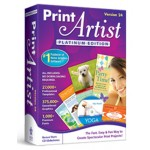 Avanquest Print Artist Platinum Version 24