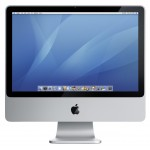 Imac A1224 C2D 20 inch screen ElCapitanLoaded 4GB