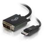 3M DISPLAYPORT TO DVI MALE CABLE
