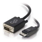 3m C2G DisplayPort M to VGA M BLK