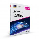 Bitdefender Total Security 1 YEAR 3 devices