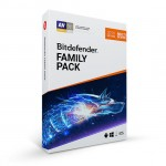 Bitdefender Family Pack 1 YEAR unlimited