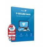 F-Secure SAFE Multi Internet Sec 1 Yr 3 Dev RBOX