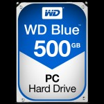 WD MOBILE BLUE 500GB 7200RPM 16MB SATA3 HDD