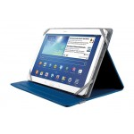 "VERSO FOLIO STAND FOR 10"" TABLETS-BLUE"